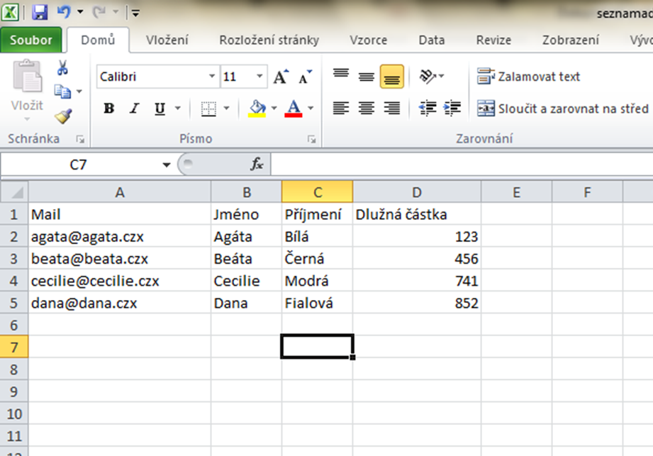 hromadna_korespondence_tabulka