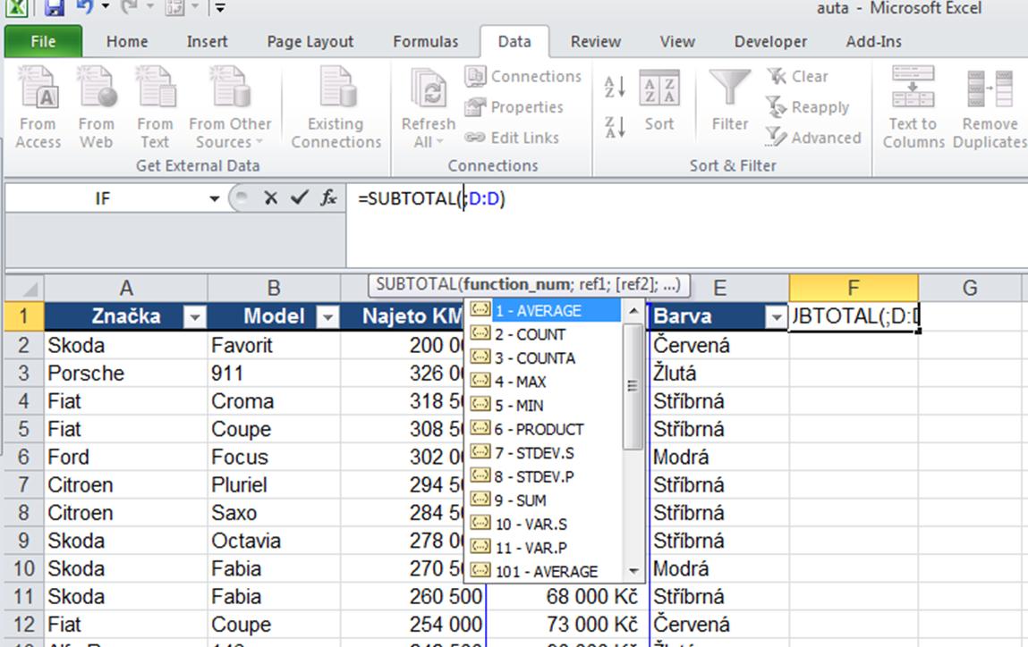 subtotal_rozbalovaci_menu_funkce